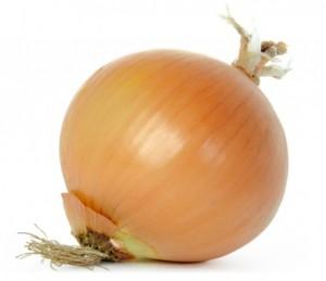 Dry yellow onion
