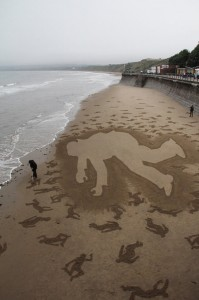 sand-drawings-d-day-the-fallen-9000-2013