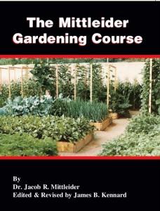 Mittleider Gardening Course Book 2015