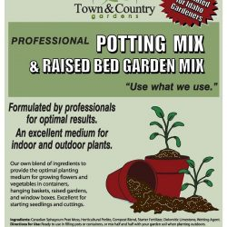 Bagged Potting Mix and Mulch